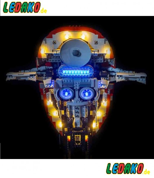 LED Set für Lego® UCS Slave one 75060 Star Wars™